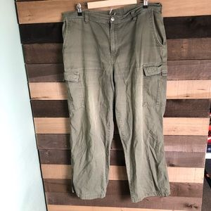 North Face Green Men's Cargo Pants size 38